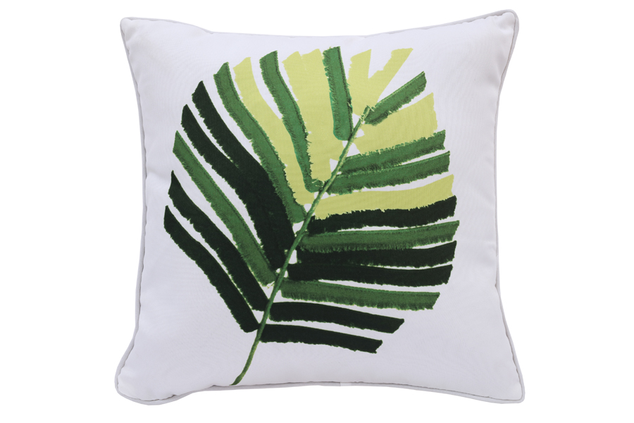Fern Leaf White
