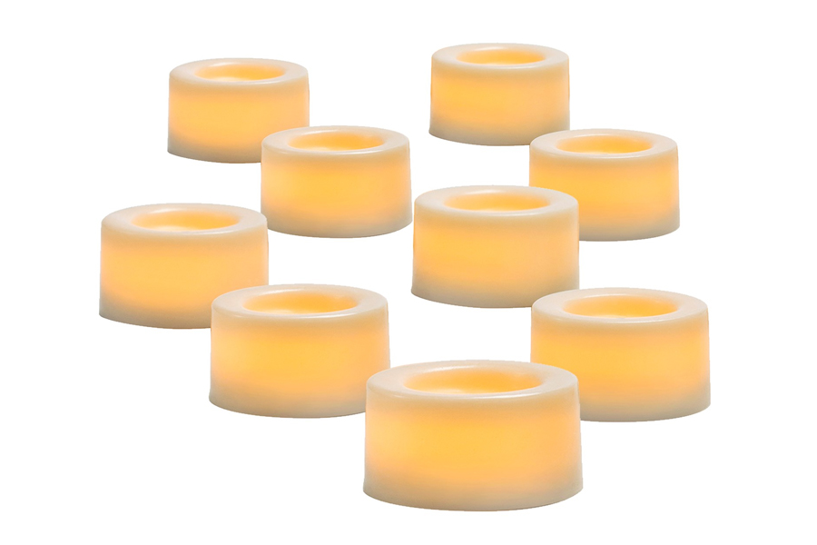 LED Votives 9 Pack