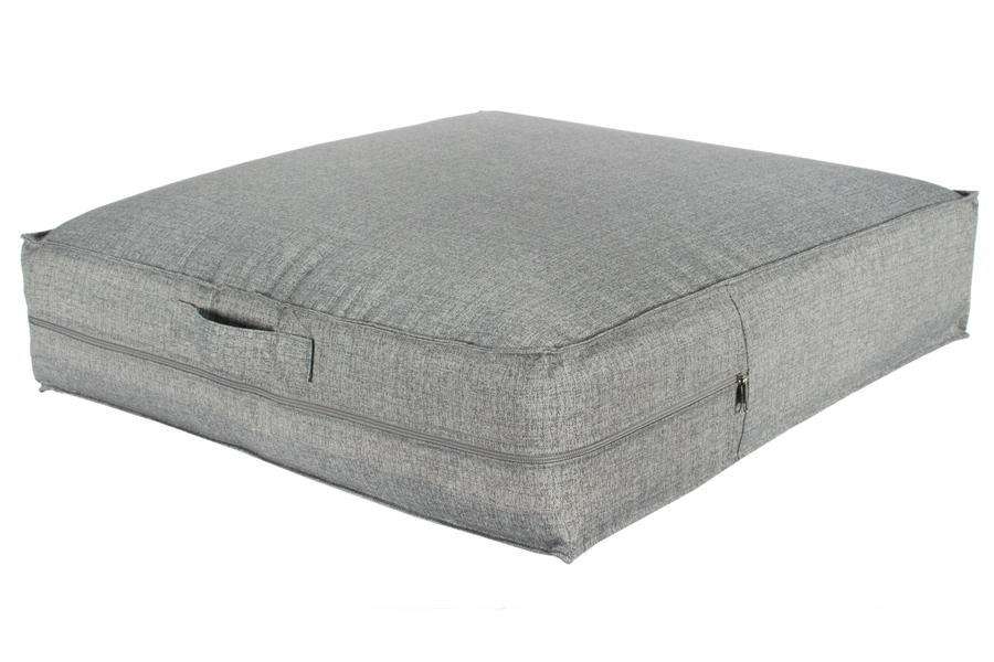 Poolside Cushion Ash Grey