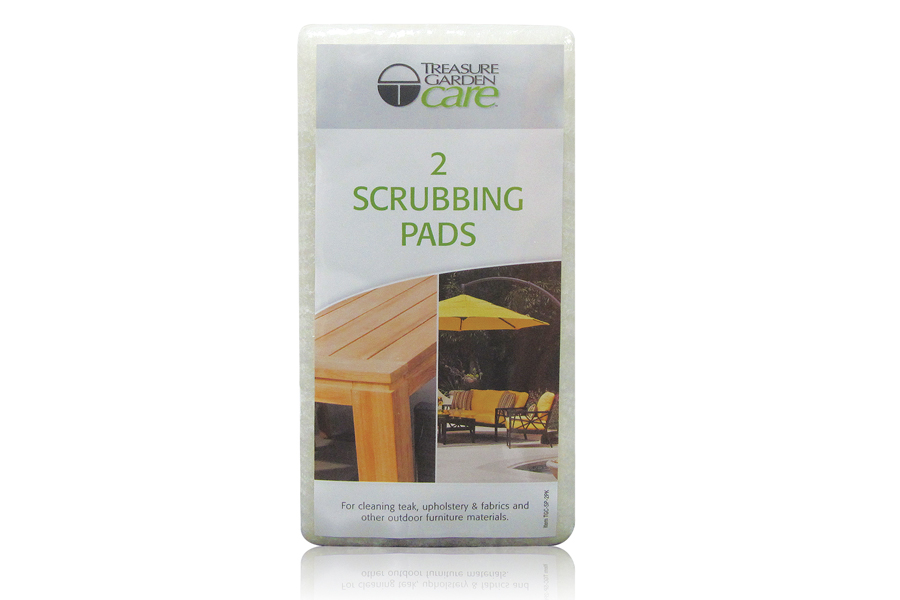 Scrubbing Pads 2 Pack