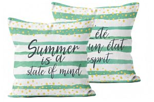 PATIO TOSS PILLOWS