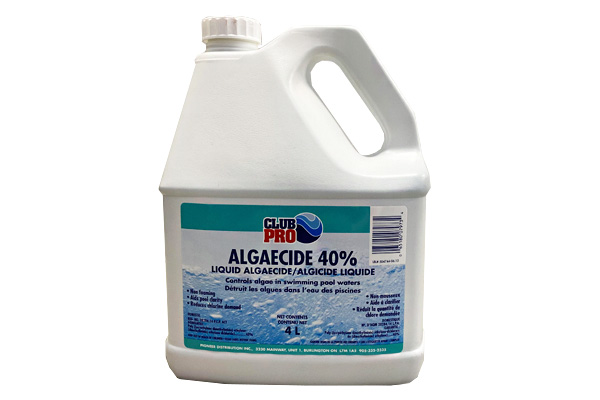 Algaecide 40% 4 L