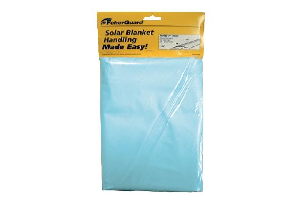Blue Protective Sheet