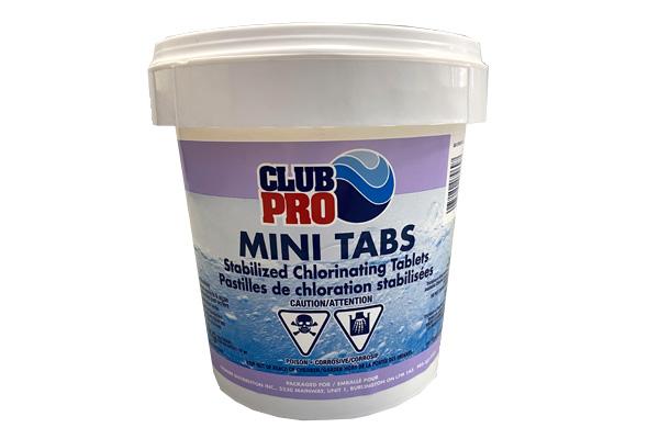 Club Pro Mini Tabs 6 KG