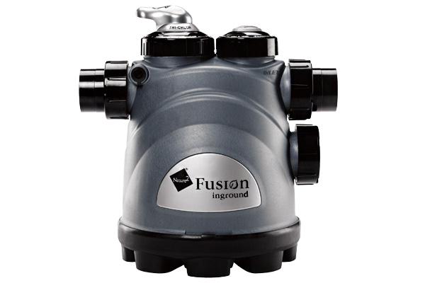 Fusion Inground Chlorine N2 Vessel W/ Cartridge