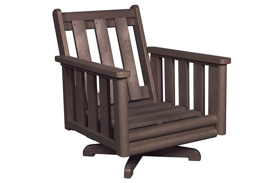 Stratford Swivel Chair