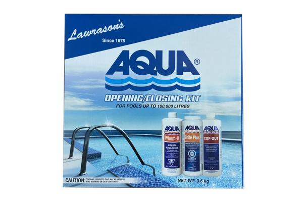 aqua opening kit