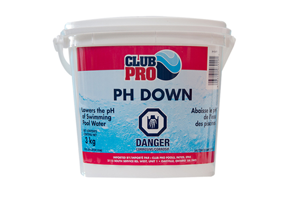 pH Down 3KG