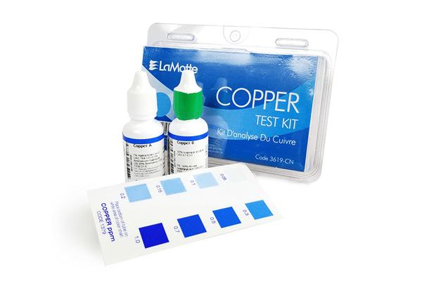 Lamotte Copper Test Kit 3619