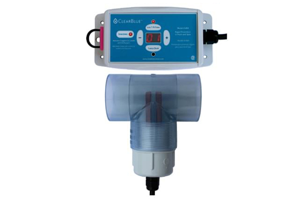 clear blue ionizer system