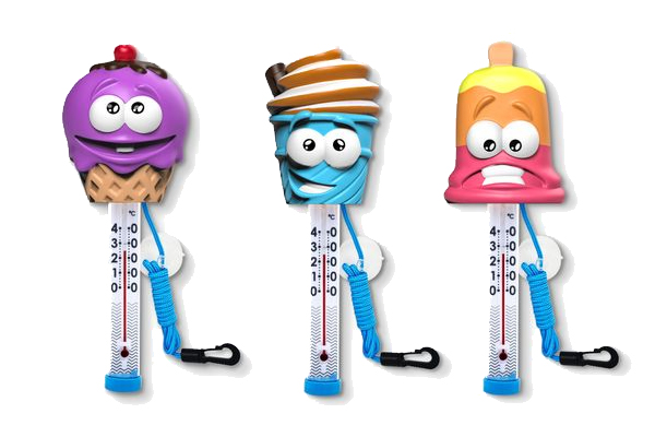 deluxe yummy thermometers