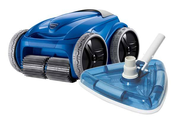 POOL VACUUMS AND CLEANERS