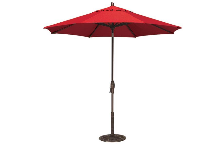 Market Umbrella Red