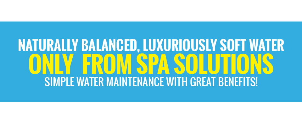Spa Solution Hot Tub Chemicals